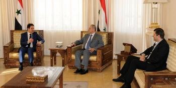 Syria: Tourism Ministry, AKDN discuss cooperation