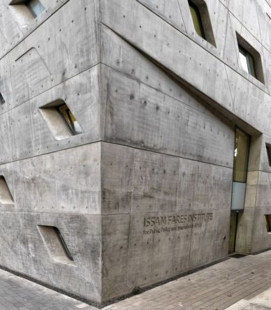 Aga Khan Award for Architecture 2016 Winner: Issam Fares Institute Beirut, Lebanon