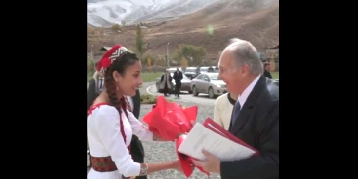 Inauguration of the Naryn Campus of the University of Central Asia - 19th October 2016 (Video)