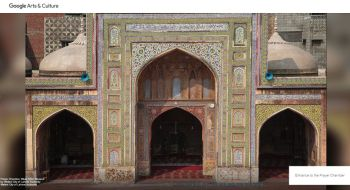 Aga Khan Trust for Culture, Walled City of Lahore completes rehabilitation of northern facade of Wazir Khan Mosque