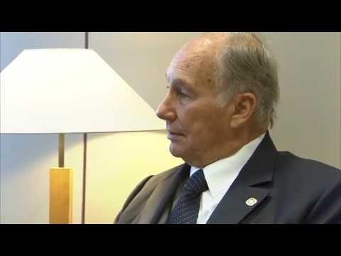 Bilateral meeting: French Minister of State and His Highness the Aga Khan | Brussels Conference on Afghanistan