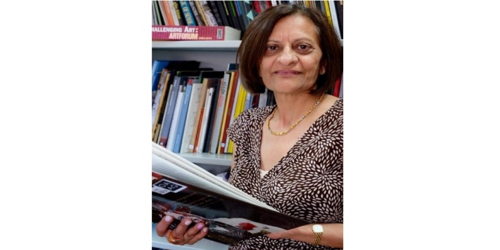 Zainub Verjee, Executive Director of Ontario Association of Art Galleries, Toronto