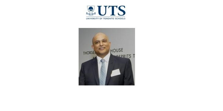 Professor Zulfikar Hirji appointed to the Board of University of Toronto Schools
