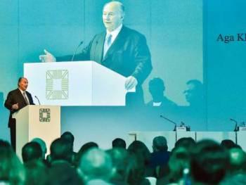 Aga Khan warns climate change will affect Muslim world   Gulf News