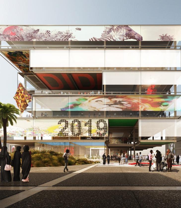 Calatrava, Foster + Zaha Hadid Architects to Open Offices at Dubai Design District | ArchDaily