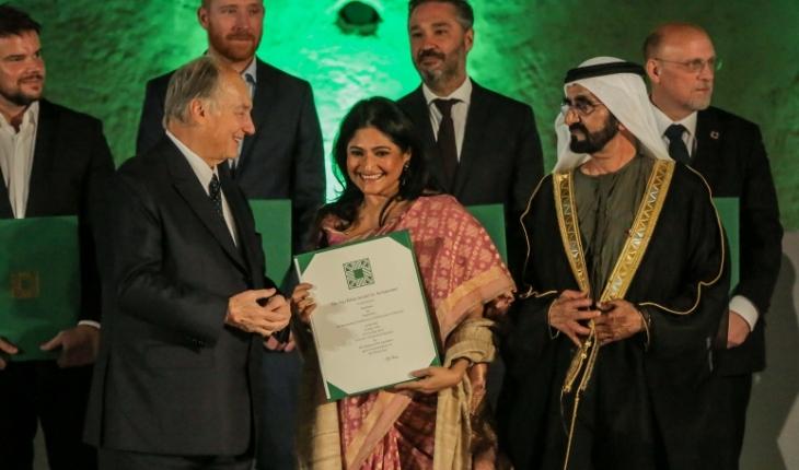 The Aga Khan Award of Architecture 2016 ceremony. AKDN / Mairaj Manji