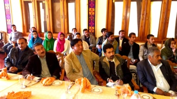 Hunza Serena Inn celebrates World Responsible Tourism Day 2016
