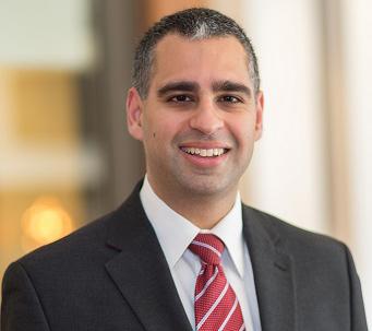 Ali Jaffer: Board of Governors, North York General Hospital