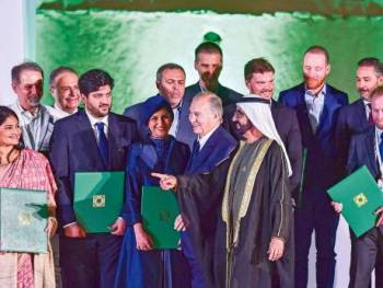 Mohammad presents Aga Khan Awards in Al Ain | Gulf News