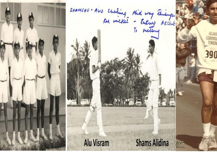 Alaudin (Alu) Visram: A Lifetime of Sports