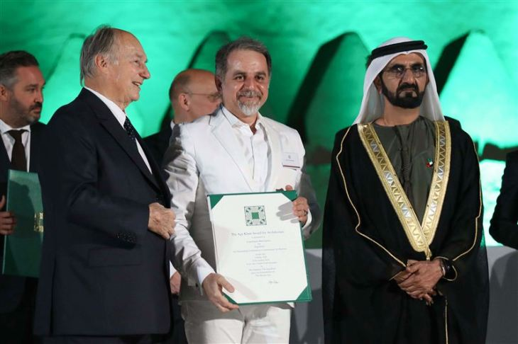 Mohammed bin Rashid attends Aga Khan Award for Architecture | Government of Dubai