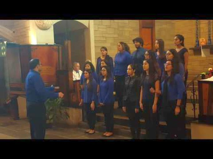 Midwest Ismaili Muslim Choir Presents 'We Are The World'