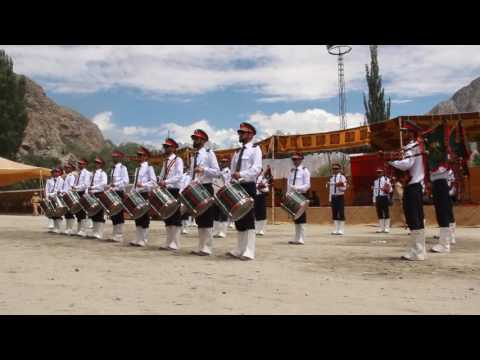 Aga Khan Silver Jubilee Band Gulmit (Video)