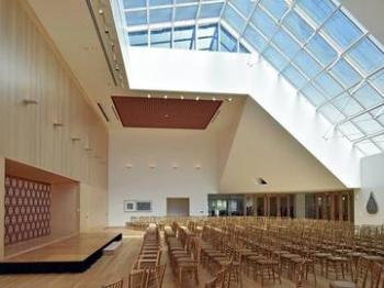 At the Ismaili Centre Toronto Social Hall for 3 Nights only - AYRE: A fusion of Arabic, Hebrew, Sardinian, and Sephardic melodies