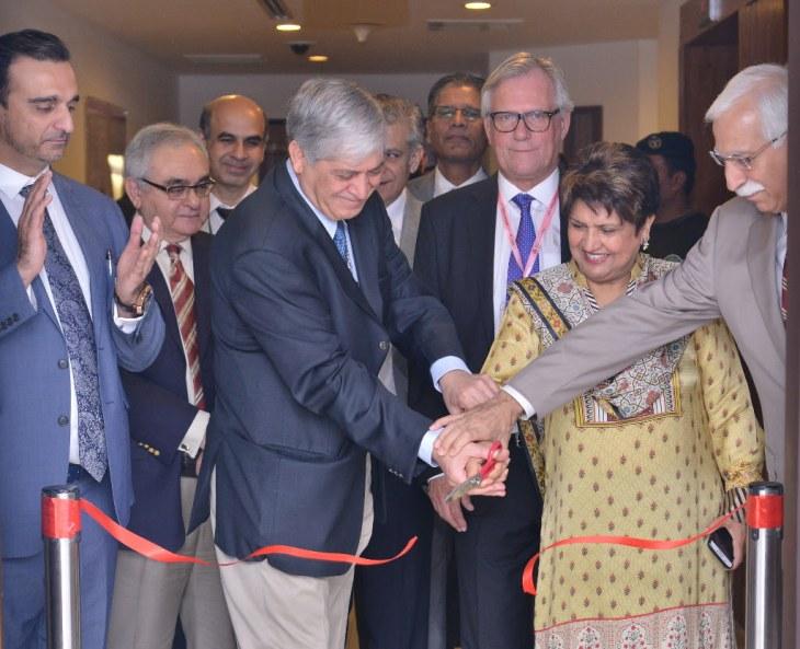 Aga Khan University Hospital gets advanced laser technology for vision-correcting surgeries