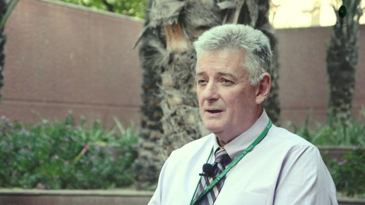 Dr David Arthur joins the Aga Khan University's School of Nursing and Midwifery (Video)
