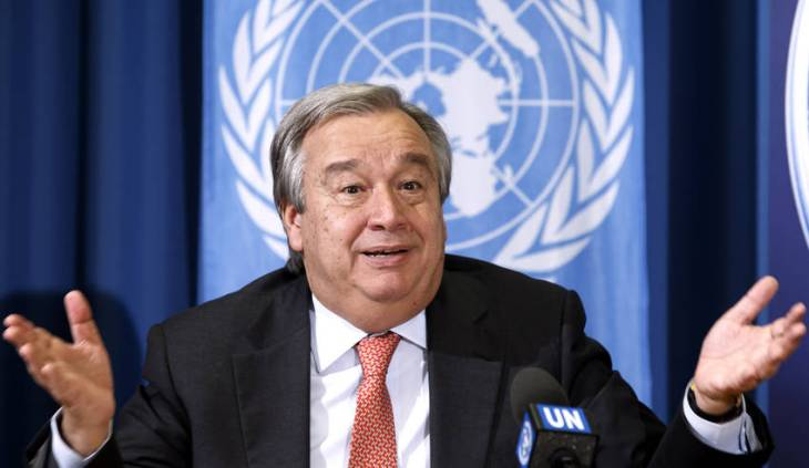 Sultan Jessa: Antonio Guterres is a great choice for United Nation's new Secretary-General