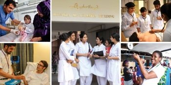 Aga Khan University Event: International Conference on Nurses and Midwives (November 18, 2016)