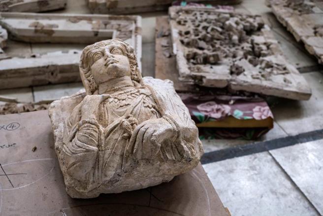 Parts of Palmira (Image credit: LM / AKTC via LaVanguardia)