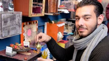 Finding Home: New Canadian Immigrants take part in Aga Khan Museum Exhibition