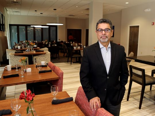 Nagib Lakhani: Renovated Crowne Plaza Hotel reopens in Memphis