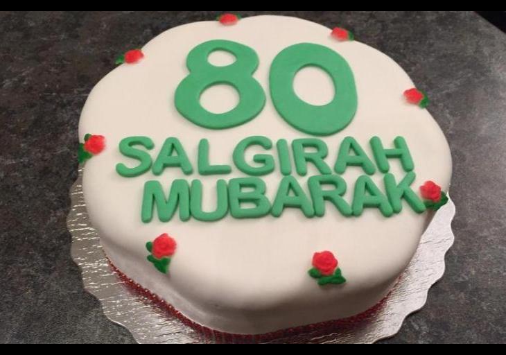 Civil Society, Social Media Messages on the 80th Salgirah/Birthday of His Highness the Aga Khan