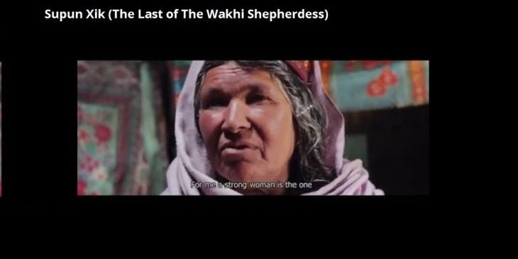 Cinematographer Fayeem Avzl's: The last of the Wakhi Shepherdess