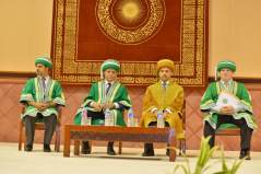 AKU's 21st PGME graduation ceremony