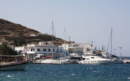 Travel with Mansoor Ladha: Amorgos popular with tourists | Lethbridge Sun Times