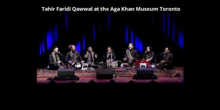"Qawwali: ""Man Kunto Maula"" live at Aga Khan Museum Toronto"