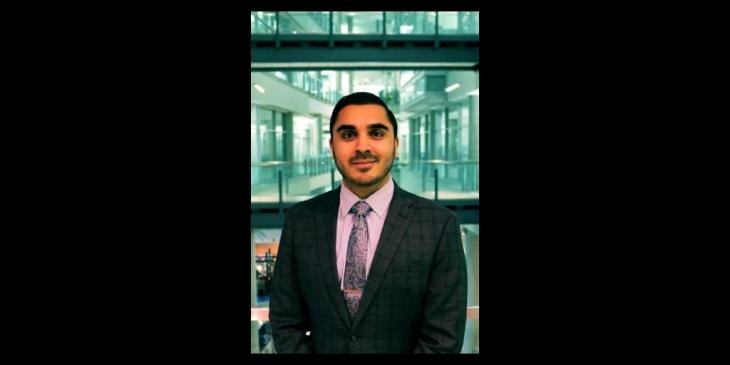 Student Irfan Dhanani appointed Manager in University of Alberta's Program for Research and Investment Management Excellence