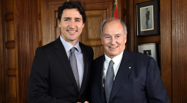 Canadian Ismailis celebrate birthday of His Highness the Aga Khan | Daily Hive
