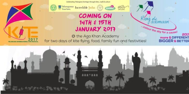Aga Khan Academy, Hyderabad to host International KITE 2017 Festival