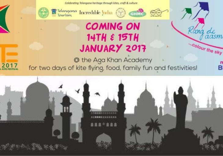 Aga Khan Academy, Hyderabad to host International KITE 2017 Festival