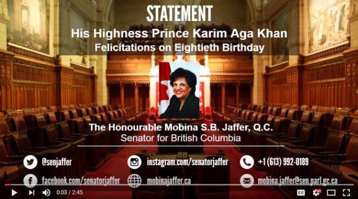 mobina-jaffer-wishes-aga-khan-80-bday-in-cnd-senate