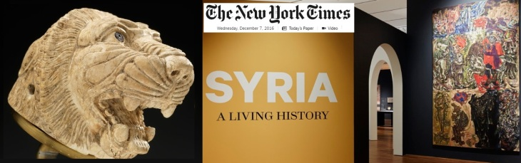 A new exhibit at The Aga Khan Museum seeks to change the conversation on Syria. Syria: A Living History is the latest from the Aga Khan Museum.
