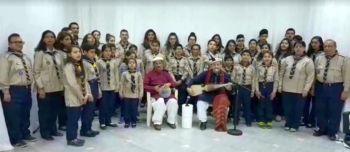 Shahid Akhtar Qalandar and Ismaili Scouts Group Kuwait Jamat wishes Salgirah Mubarak
