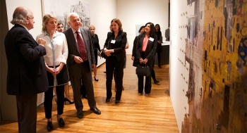 Art exhibit at the Aga Khan Museum Canada showcases Syrian history, culture