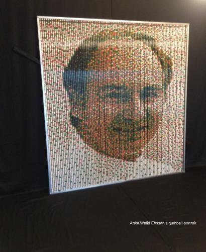 Multi-talented Artist, Walid Ehssan: Mosaic of My life