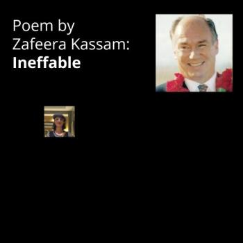 Poem by Zafeera Kassam, on Hazar Imam's 80th Salgirah