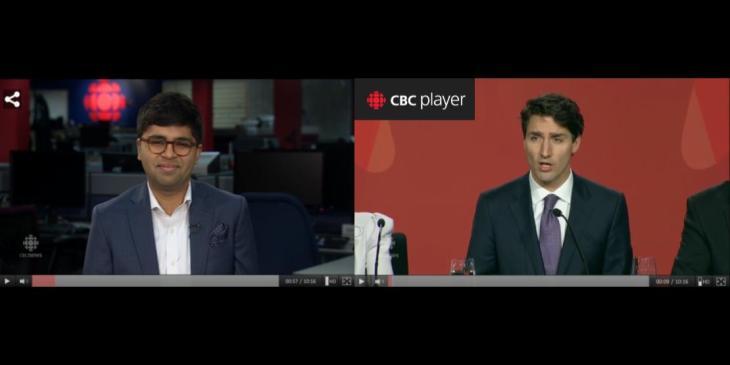 Zain Velji: Political strategist on CBC