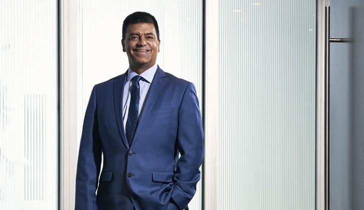 CFO Sadiq Lalani receives Energy Executive Award