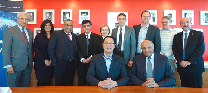 University of British Columbia and University of Central Asia Collaborate on Earth and Environmental Sciences