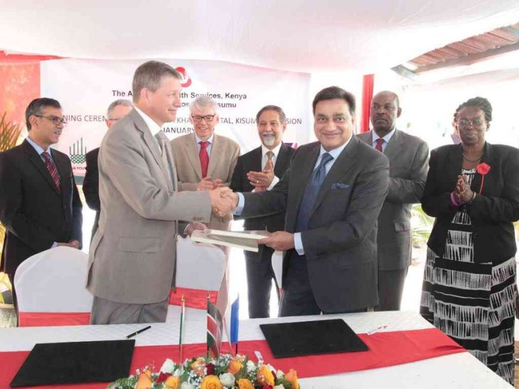 Aga Khan Hospital to upgrade Kisumu, Mombasa facilities