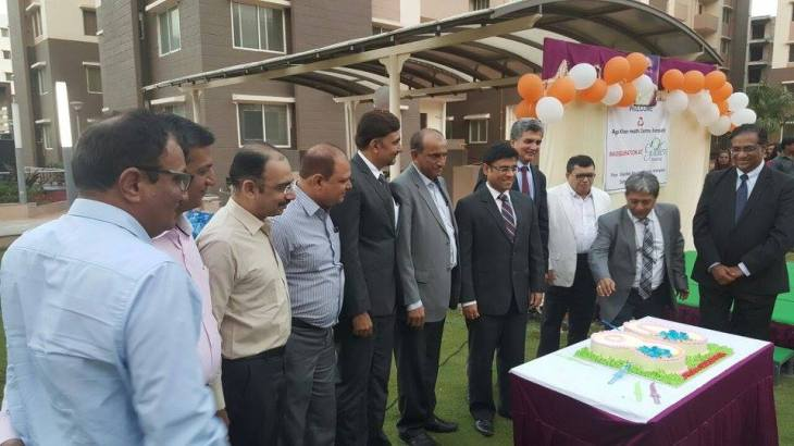 Aga Khan Health Centre inaugurated at Garden Housing Society, Hyderabad, India