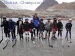 AKYSB Sports Fellowship Coaching Program 2017 in Hunza, with Canadian Hockey Player Omar Kanji