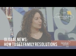 Child psychologist Soraya Lakhani on Global TV: How to set family resolutions