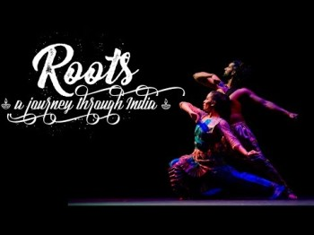 """Shereen Ladha's dance/theatre production """"Roots: A Journey Through India"""" at the Rose Theatre"""