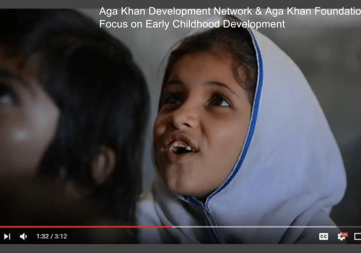 Aga Khan Foundation's Life-changing Early Childhood Development Work in Pakistan