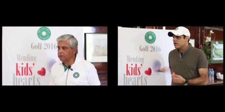 Looking back at Aga Khan Univesity Golf 2016: Saving children from preventable heart diseases